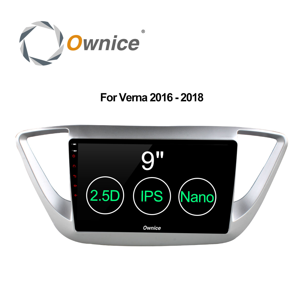 Ownice C500+ Android 6.0 Octa Core Car DVD GPS Player For Hyundai Verna Solaris 2016 Car Radio Video Player Support Car Play DVR special dvr without battery for ownice c500 car dvd and the dvd manufacture date must after 10th of april 2017 included 10th
