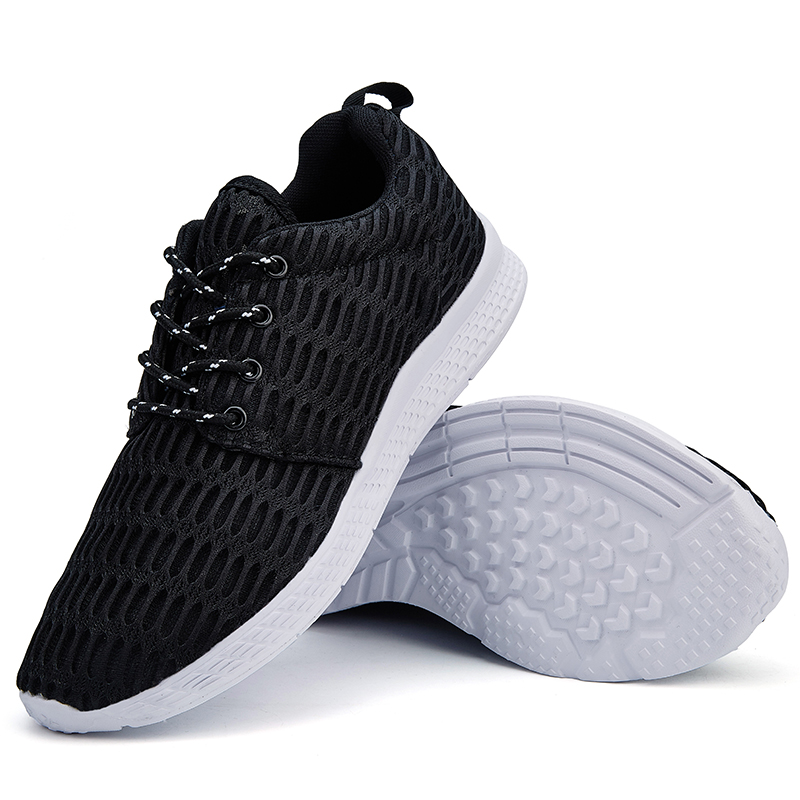 Valentine Shoes Woman Sport Casual Shoes Women Trainers Flat Heel Low Top Women Shoes Outdoor Air Mesh Runner Shoes Flats ZD66 (73)