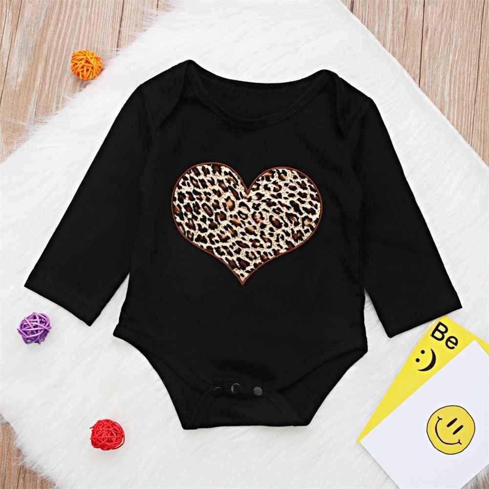Модная летняя одежда для новорожденных, младенцев, детей, маленьких комбинезон для девочек одежда, летняя одежда для дикой природы черного цвета Прекрасный умная стильный CH