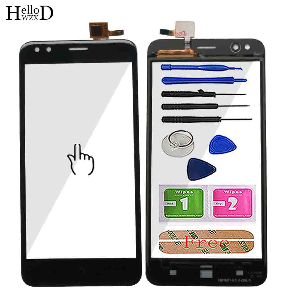 5'' Mobile Touch Screen For Micromax Bolt Ultra 2 Q440 Micromax Q440 Touch Screen Digitizer Touch Panel Glass Tools Adhesive