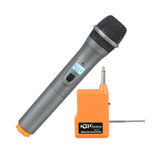 Shinco AT-311 V seção de microfone sem fio profissional de uma para uma performance de palco de casamento casa ktv microfone de kong
