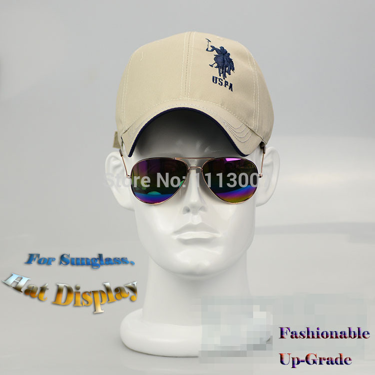 Free Shipping !!Fashionable Style Head Mannequin Head Model High Quality Manikin Head For Sale