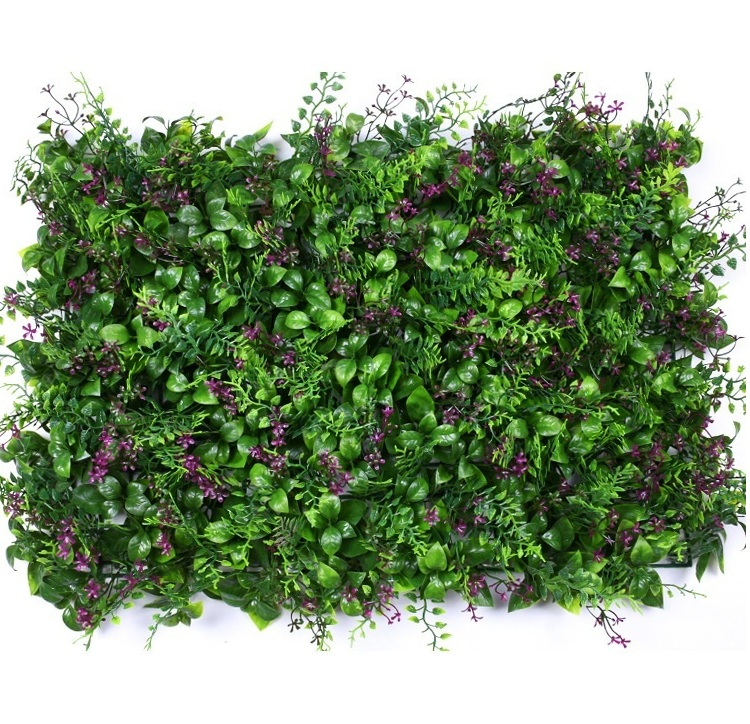 60*40 Cm Artificial Wall Green Grass Plant Vertical Fake Wall Grass Plant Home Garden Store Background Decoration