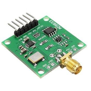 1 unid nueva llegada AD9833 DDS generador de señal módulo 0-12.5 MHz cuadrado/triángulo/onda sinusoidal