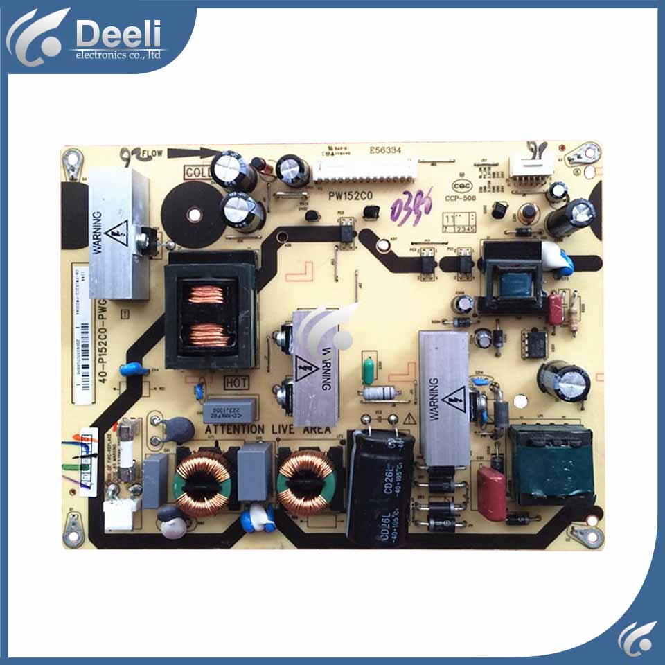 good Working original for 40-P152C0-PWG1XG Power Supply board good working original used for power supply board yp42lpbl eay60803402 eay60803202