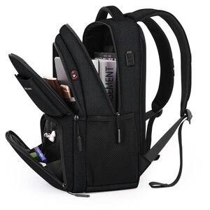 Image 4 - BALANG Brand 2019 New Laptop Backpacks for 15.6 inch Men Backpacks for Teenagers Waterproof Backpack School Bags Travel Backpack