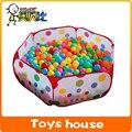 Бесплатная доставка 0.9-1.5 М Пул палатку игрушки Портативный Открытый детские игры в Помещении палатка шариками палатка