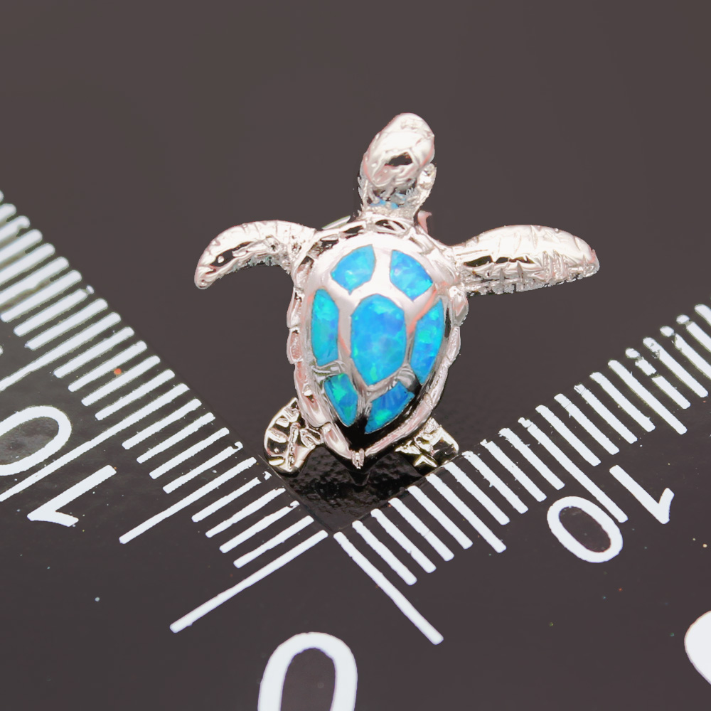 sea yjp products blue earrings stud opal turtle jewelry bamos
