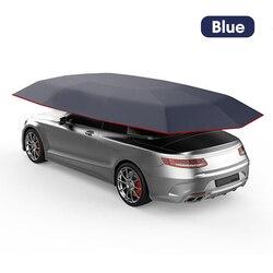 450x230 400x210cm Tenda Auto Tenda di Copertura del Tetto Ombrello Panno di Oxford Tenda Da Sole Shelter Outdoor Protezione UV senza Scheletro Senza Staffa