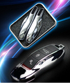 1 set abs For Porsche Macan Cayenne Cayman panamera 911(without car key) car key Protective shell Modified key controller color
