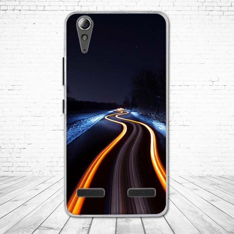 """Miękkiego silikonu case wydrukowano phone tylna pokrywa dla lenovo a6010 & a6000 & dla lenovo lemon k3 k30-t skóry pokrywa 5 """"K 3 A 6000 6010 13"""