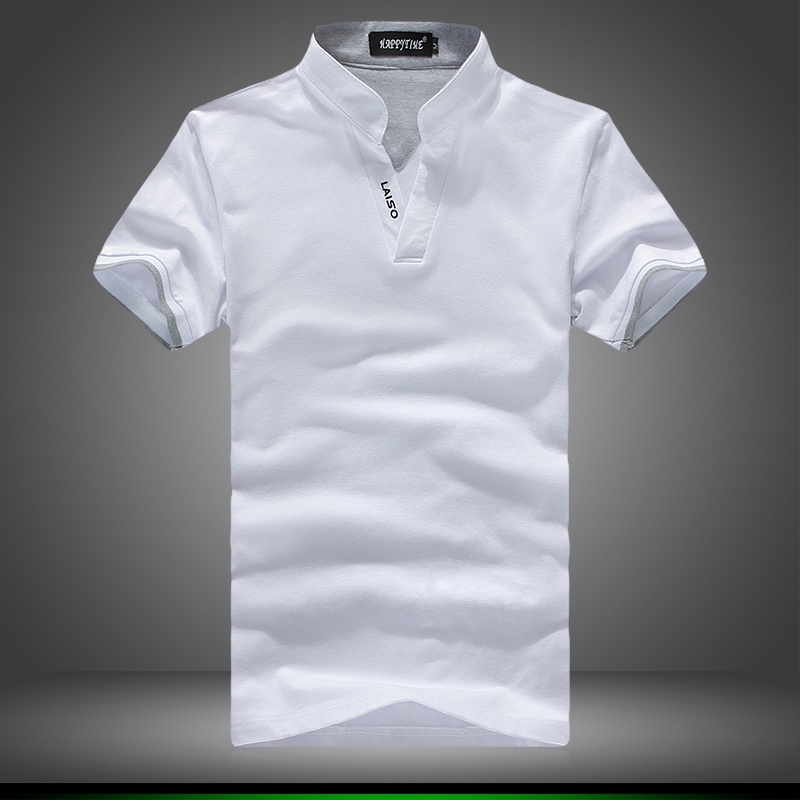 2018 New Polo Shirts Men Fashion Design Short Sleeve Shirt ...