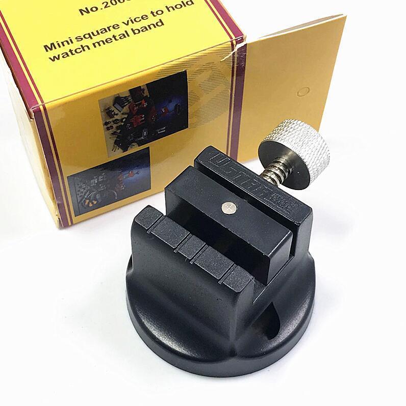 Free Shipping 1pc Watch Band Holding Vise Tool Extra Large Bracelet Holder