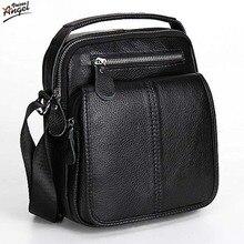 Fashion Echtes Leder herren Messenger Bags Mann Portfolio Büro Tasche Qualität Travel Schultertasche für Mann 2016 Dollar Preis