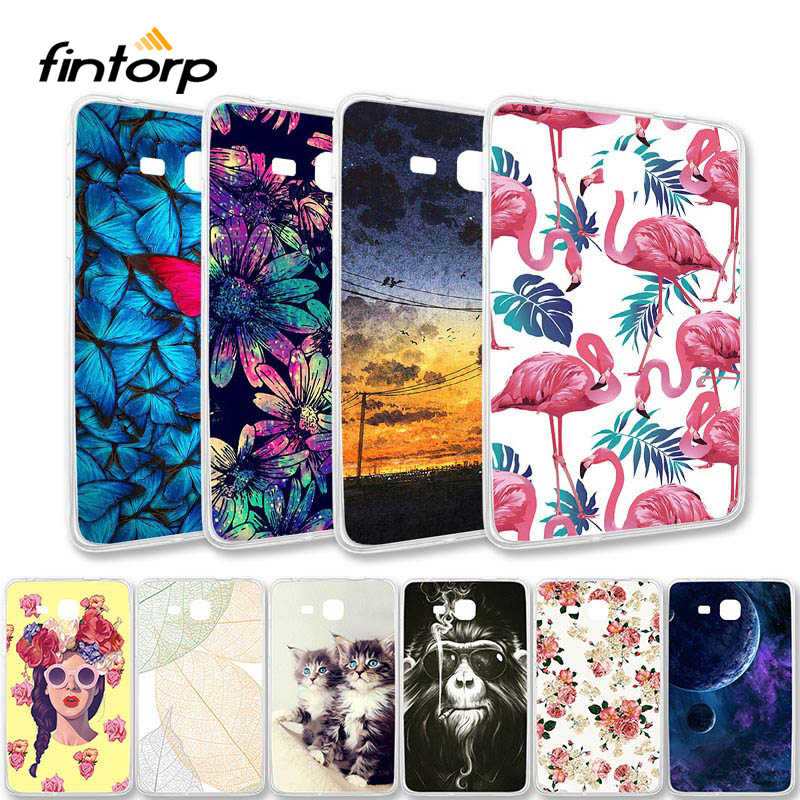 Painted Case For Samsung Galaxy Tab A E 10.1 7.0 8.0 T580 T585 P580 P585 T385 T380 T280 T285 T375 T377 Tab E 9.6 T560 T561 Cases