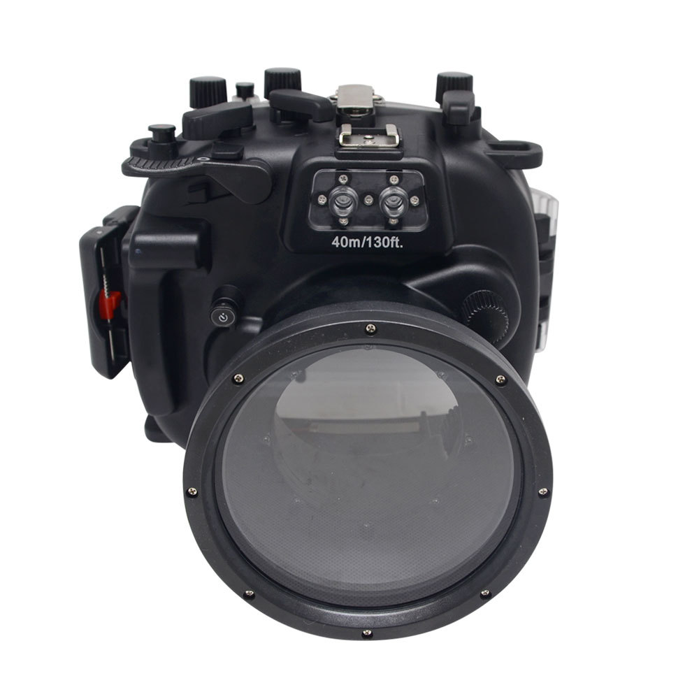 Mcoplus 40M 130ft Waterproof Diving Housing Case For Fujifilm Fuji X-T1 XT118-55mm Lens genuine fuji mini 8 camera fujifilm fuji instax mini 8 instant film photo camera 5 colors fujifilm mini films 3 inch photo paper