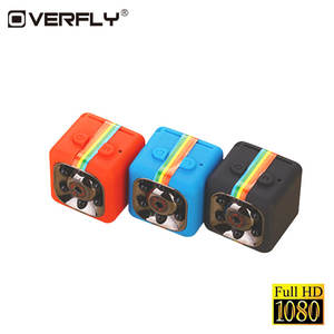Overfly SQ11 Night Vision Camcorder Portable DVR HD 1080 P CMOS Sensor