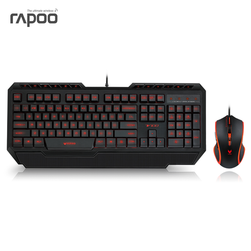Rapoo V100 Keyboard Linux