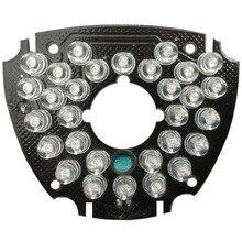 30 LED IR Board 850nm Infrared Illuminator Plate Light For DAHUA IP Camera customized angle optional