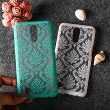 Case For LG K5 K4 K10 2017 Cases Coque Retro Hollow Flower Cover for LG G6 G5 G4 Note G3 G2 Mini Bumper Funda Capa aksberry aksberry для lg k5