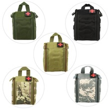 Outdoor Emergency case Travel First Aid Bag Tactical Medical bag Multifunctional Camping Climbing Emergency case Survival Kit