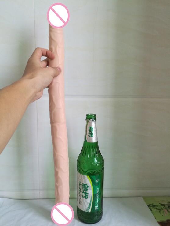 HTB1PiT4MVXXXXXXaXXXq6xXFXXX7 - Super Long Double Dildo, 22.5 Inch Long Sex Toy