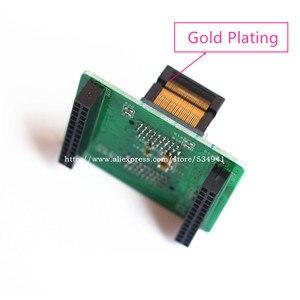 Image 5 - XGecu ProMan Professionale TL866 PLUS Programmatore + TSOP56 Adattatore + TSOP48 Adattatore Copia Nand NOR Flash Chip di Recupero di Dati programmatore