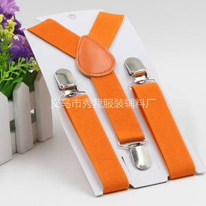 color geqing Braces Suspender Children Baby Belt 1000PCS