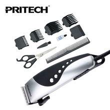 PRITECH Professional Electric Hair Trimmer Razor Men Beard Clipper Hair Cutting Machine Hair cutter Hair Barber Tools