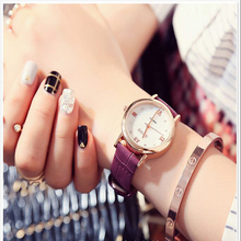 Watches for woman time Guou Luxury Watch really fashionable women watches authentic Genuine leather waterproof Dress Gift watch