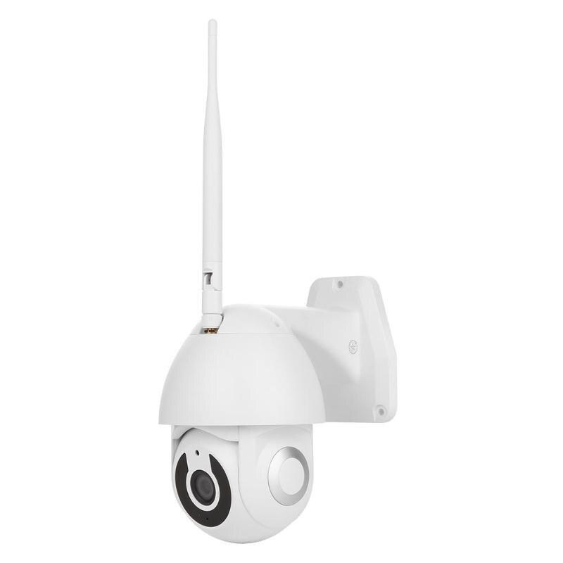1080 P 2MP PTZ IP caméra extérieure étanche vitesse dôme sans fil Wifi caméra de sécurité panoramique inclinaison Zoom IR réseau CCTV Surveillance