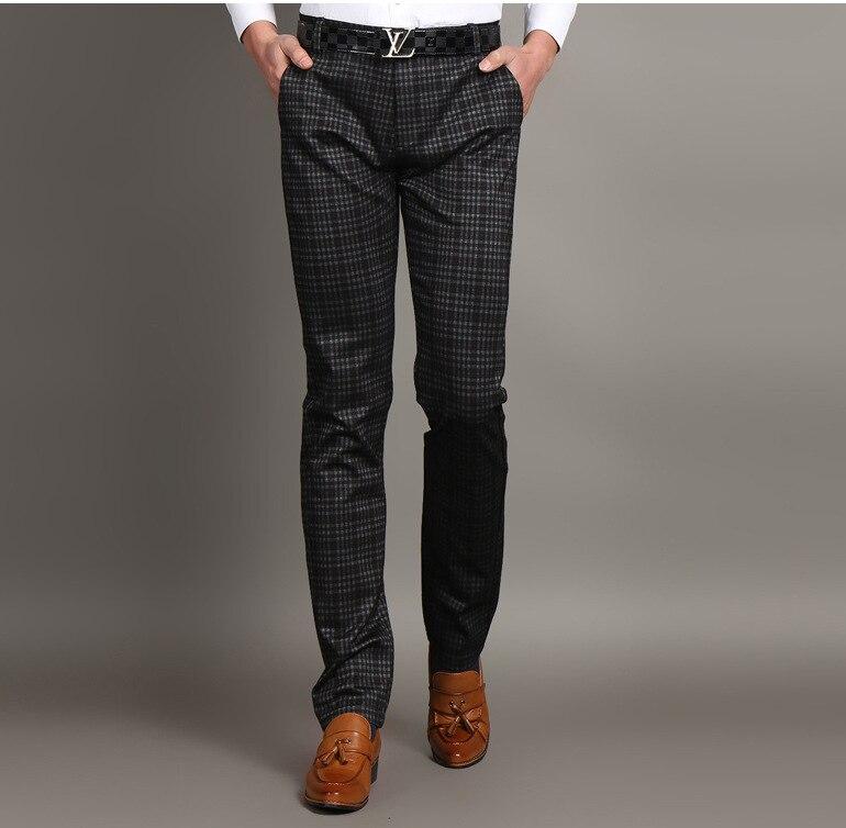 Mens Plaid Dress Pants | Gpant