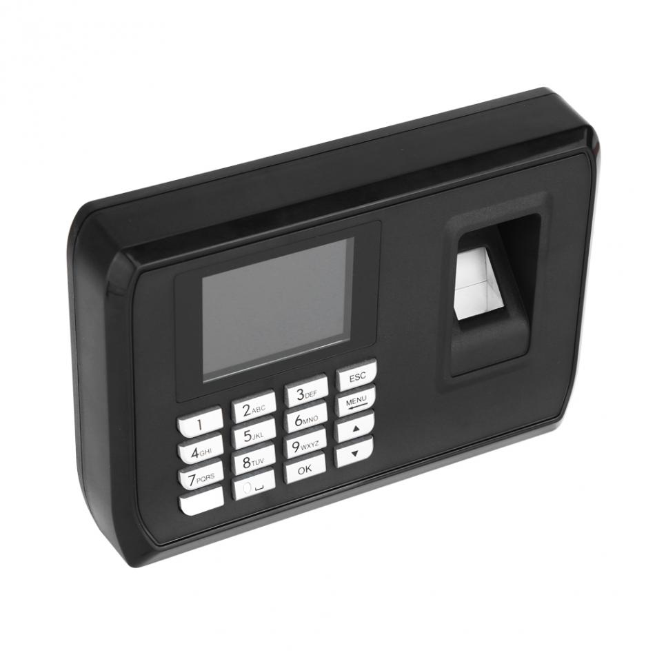 Fingerprint Time Recording Clocking Attendance Machine Employee Checking-in Reader Capacity 1000 pieces Fingerprint 2g gprs 3g wcdma real time fingerprint verification clocking device rfid reader for guard patrol