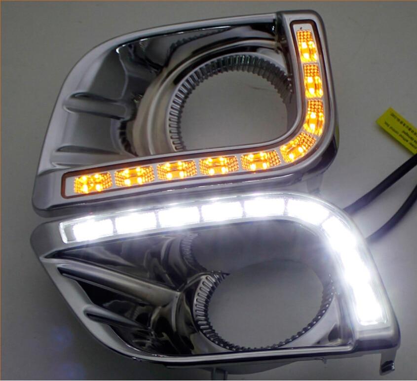 2010 2011 2012 2013 Cruiser Prado daytime light,FJ150,2700 4000,Free ship!LED,cruiser fog light,Granvia,Kluger,Lexcen,Echo
