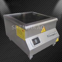 Commercial Induction Cooker 8000W High Power Induction Cooker Hotel Restaurant Canteen Electromagnetic Cooker 380V 1PC
