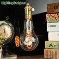 A95 filamento Edison lâmpada 220 V retro design tipo espiral lâmpada 40 W lâmpada de iluminação comercial do vintage Retro filamento iluminação E27