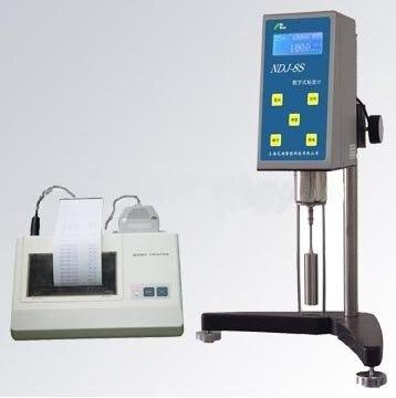 Цифровой вискозиметр NDJ 5S размеры диапазона показа и линейной калибровки Бесплатная доставка оптовая и розничная продажа и доставка