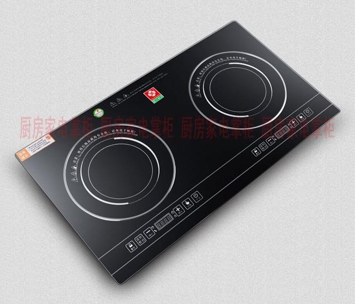 Double Induction Cooker ~ Double induction cooker electric ceramic stove furnace
