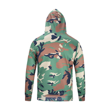 Bart Simpson 3D Camouflage Hoodie