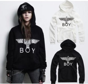 2014 New Brand BOY LONDON Men and Women Hoodies Hip Hop Sports Hoodie  Hooded sweater coat Couple Hoody Hip Hop Style Boy London-in Hoodies   Sweatshirts ...