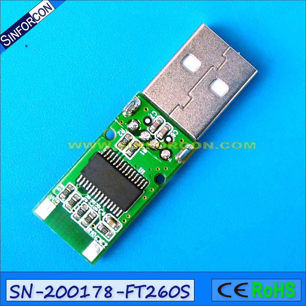 ftdi ft260 usb i2c converter I2C usb adapter board