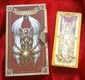 Аниме Cardcaptor Sakura Clow Карты + Книги + Ни Карты аниме Косплей Аксессуары prop