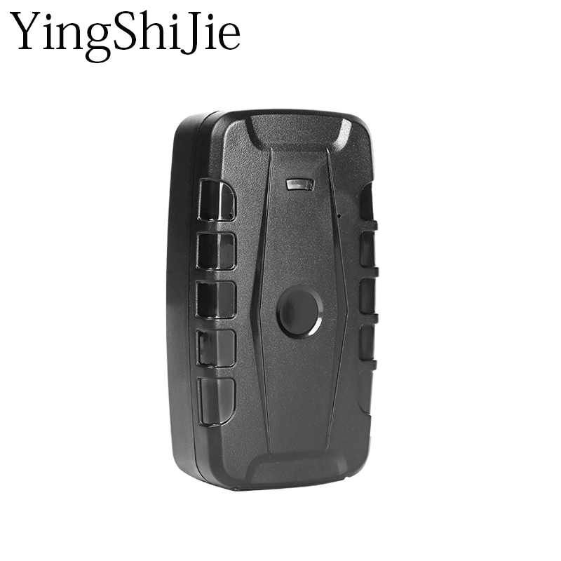 YingShiJie 10000mAh Battery Magnetic 2G GSM GPRS GPS Tracker Car Vehicle With Fall Off Alarm Tracking on APP Free Webportal lson tk103a multi function gsm gprs gps sms car vehicle positioning tracker black