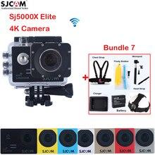"""ต้นฉบับSJCAM Sj5000ชุดSJ5000Xยอด2.0 """"WiFi NTK96660มินิ30เมตรกล้องกันน้ำกีฬาSj Cam DVR"""