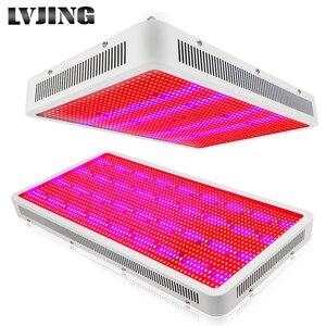 Image 1 - 300W 600W 800W 1200W 1600W ספקטרום מלא LED צמח לגדול אור מנורות עבור פרח צמח ירקות הידרופוניקה מערכת לגדול/בלום אוהל