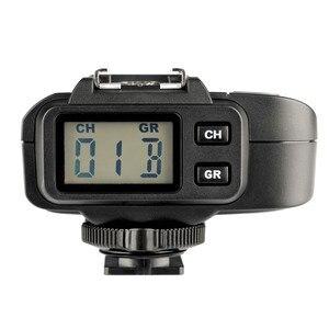 Image 4 - Godox X1R C / X1R N / X1R S TTL 2.4G Wirelss פלאש מקלט עבור X1T C/N/S Xpro C/N/S טריגר Canon/ניקון/סוני DSLR Speedlite