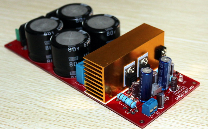 new design assembled irs2092 mono class d audio power amplifier board in amplifier from consumer. Black Bedroom Furniture Sets. Home Design Ideas