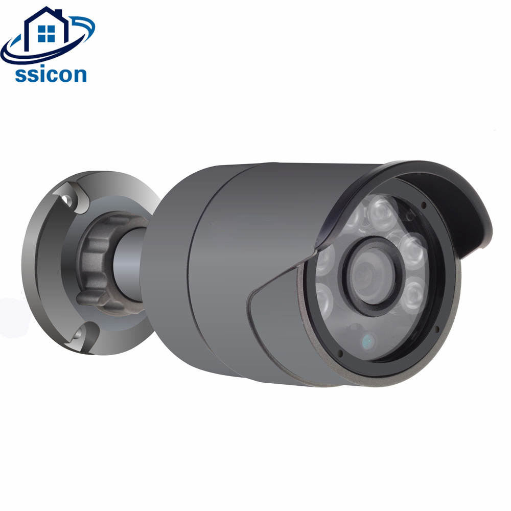 SSICON Bullet 2MP Infrared HD Camera AHD 1080P Outdoor Waterproof набор крепление bullet hd roll bar