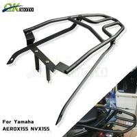 Motorcycle Iron Rear carrier shelf Luggage Carrier Rack Support Holder Saddlebag Cargo Shelf Bracket for yamaha AEROX155 NVX155