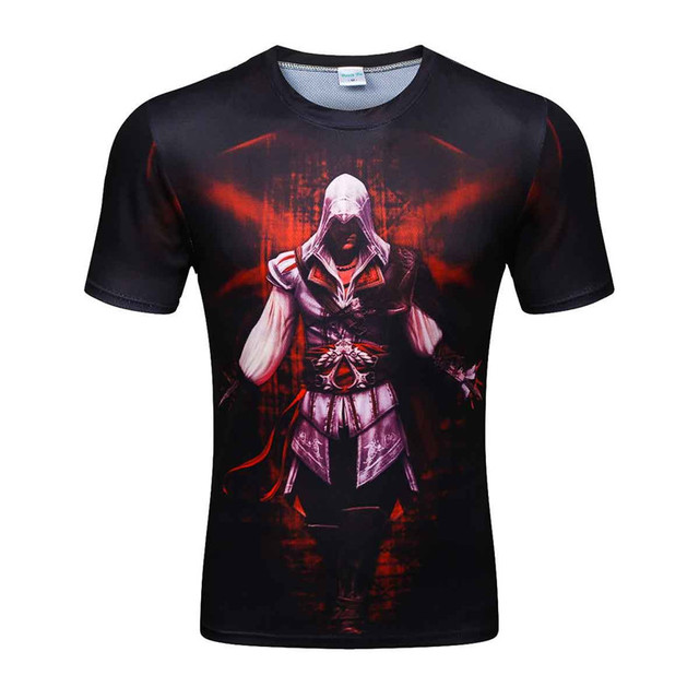 2018 Newest galaxy space printed creative t shirt 3d men's tshirt summer novelty 3D feminina psychedelic tee shirts clothes